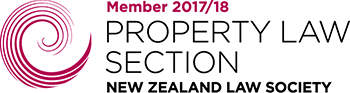 Member Property Law Section NZ Law Society